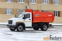 мусоровоз с боковой загрузкой ко-440-2n на шасси газон next