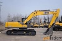 гусеничный экскаватор xcmg xe265c