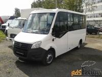 пассажирский автобус газ-a60r45, бензин/газ, количество мест 20+1