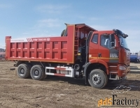 Самосвал FAW CA3250, J6P, 375 л. с. , 6х4, Euro V