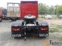 Тягач DAYUN CGC4250, CNG, 6х4, Euro V, подвеска рессора/пневмо