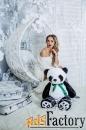 панда очаровательная