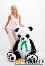 панда радостная