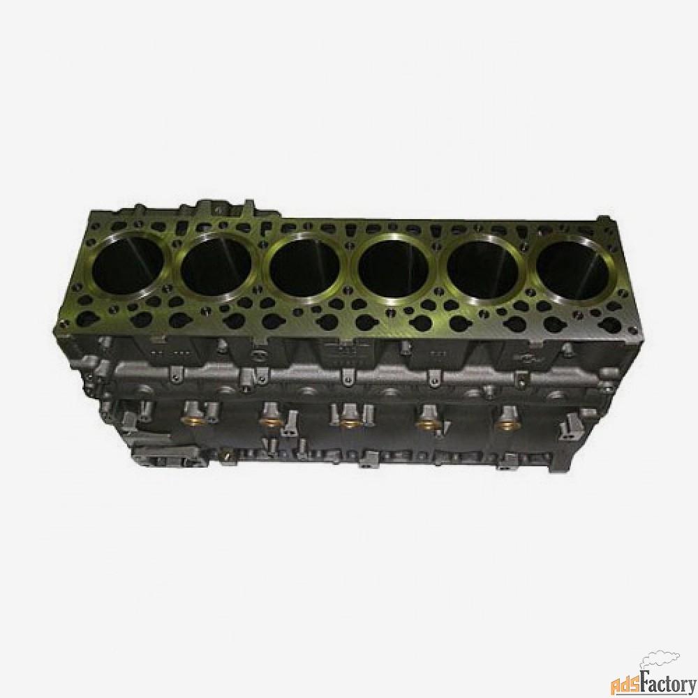блок цилиндров двигатель ямз