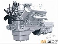 двигатель ямз-236м2-32