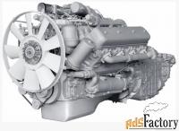 двигатель ямз-7511.10-06