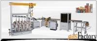 гильзонавивное оборудование для производства картоных гильз