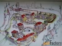 гостиница/миниотель, 8400 м²