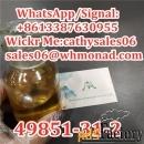 чистота 99% 2-бром-1-фенил-пентан-1-он cas 49851-31-2 поставщик 2-бром