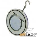 Клапан обратный «захлопка» стальной межфланцевый
