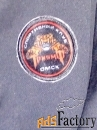 брендовая футболка спортклуба