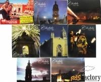 Открытки из города Чолула - Мексика