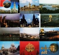 Открытки из Венгрии
