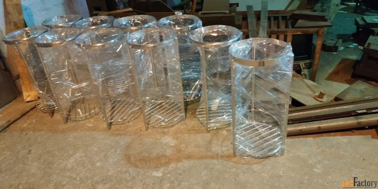 стойки - держатели для мусорных пакетов