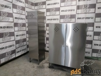 шкафы для хранения уборочного инвентаря и дезсредств asp-shхm