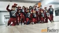 современные танцы от 10 — 17 лет в новороссийске