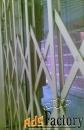 раздвижные решетчатые металлические двери