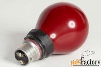 Лампа красная для фотофонаря, Philips PF712B*C6 230V/15W