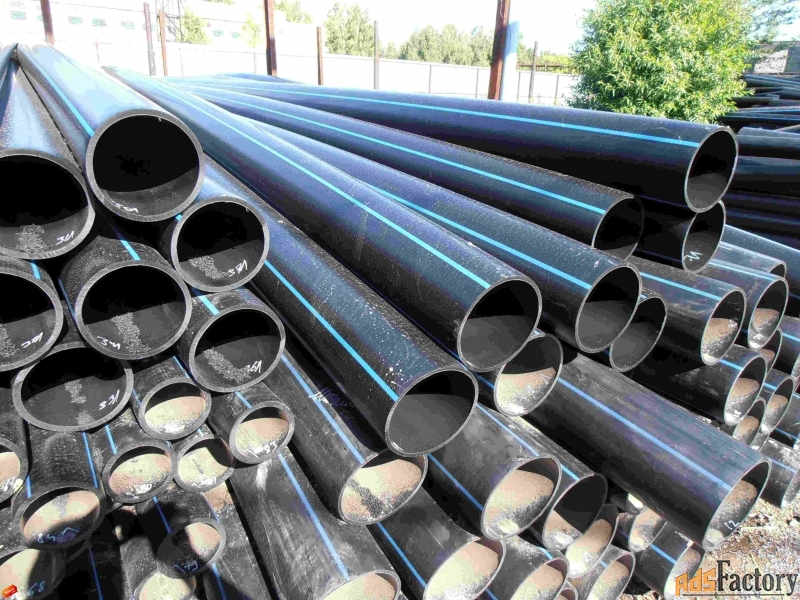полиэтиленовые трубы производство