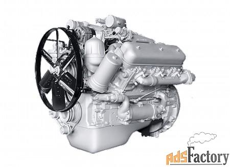 двигатель ямз 656