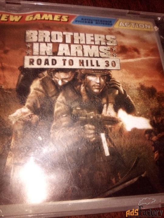 игра боевик братья по оружию