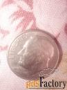 монета-1dime