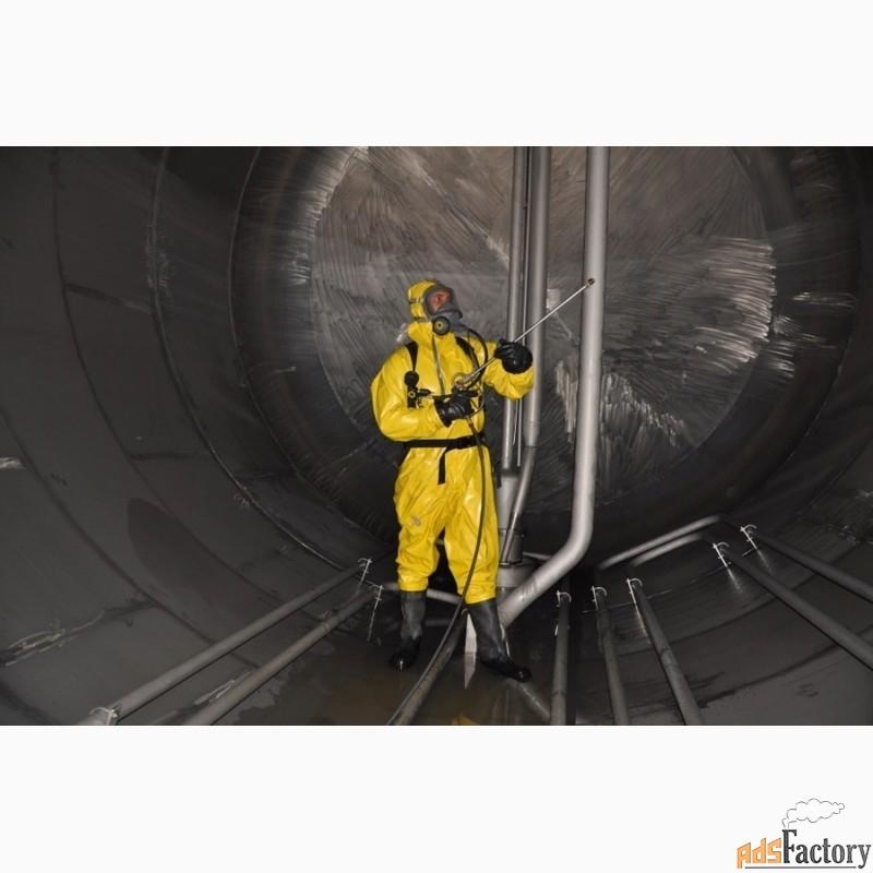 зачистка топливных резервуаров