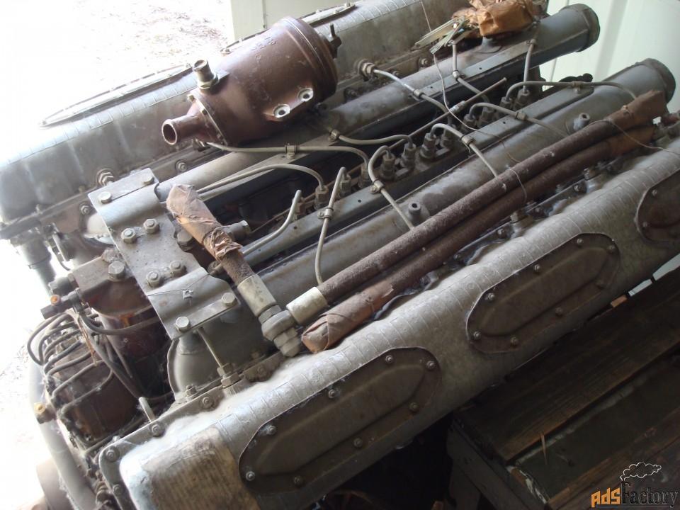Двигатель А-650